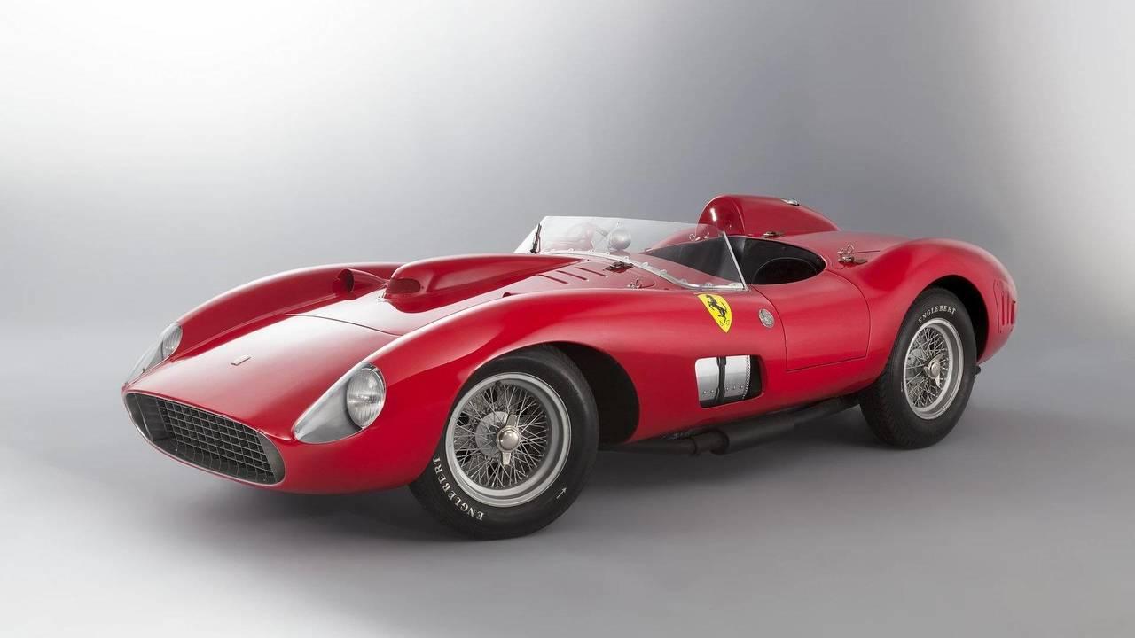 3. Ferrari 335 Sport Scaglietti (1957)
