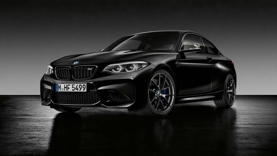 BMW M2 Edition Black Shadow, la special per la bestseller