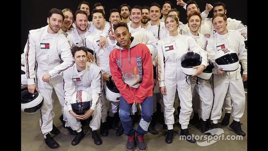 Lewis Hamilton hat aufregende Pläne