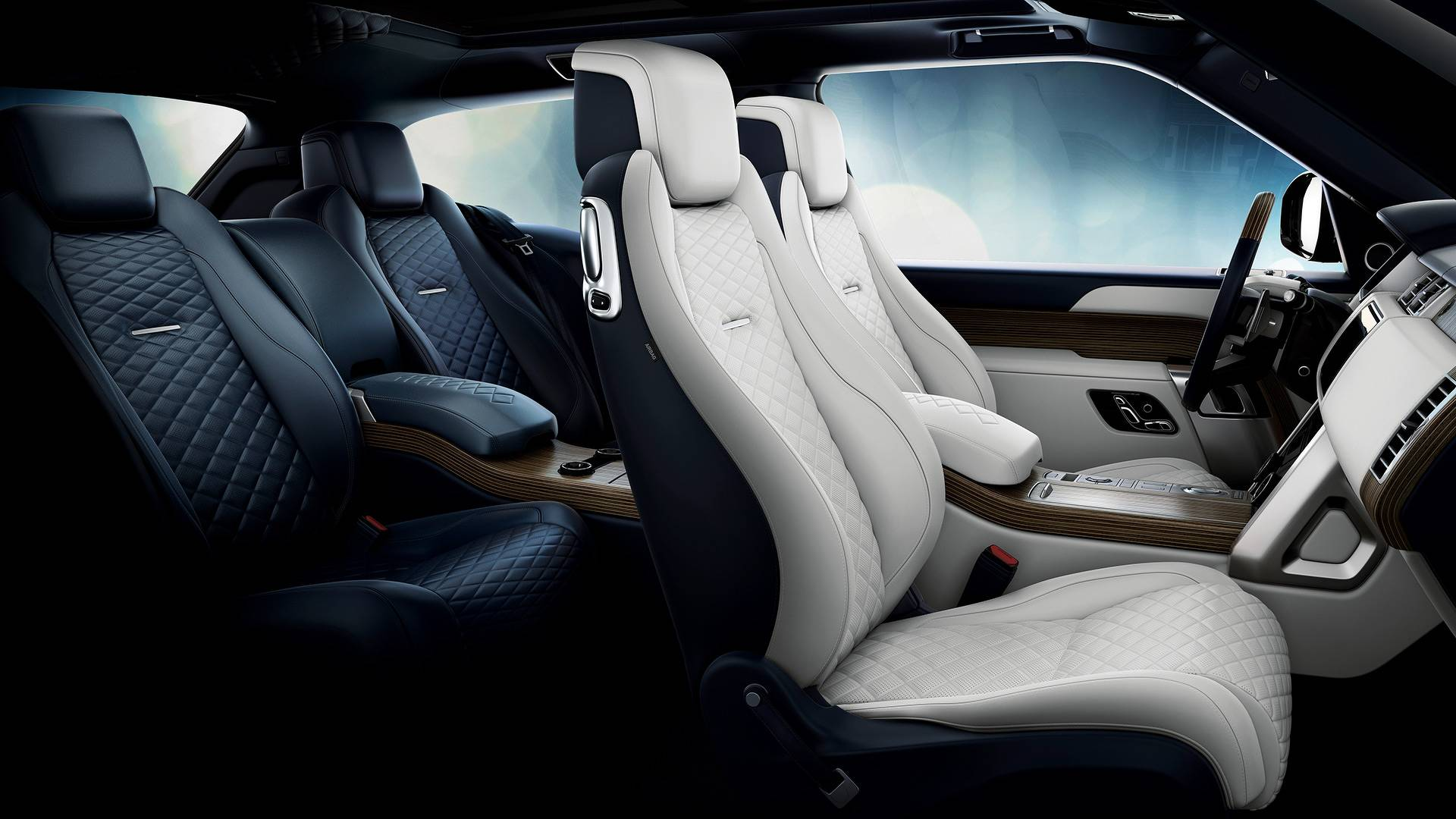 """[""""2019 Land Rover Range Rover SV Coupe""""]"""