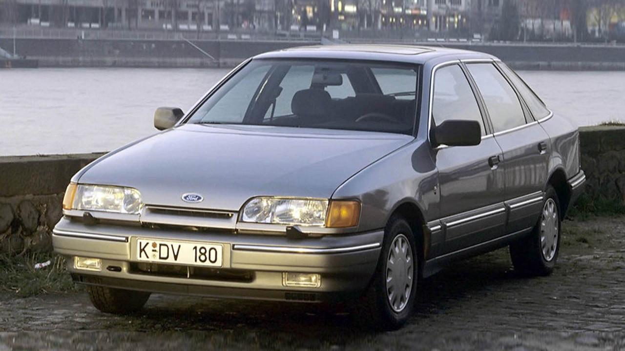 1986: Ford Scorpio