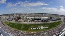How big is Daytona International Speedway?