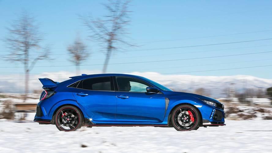 Prueba Honda Civic Type R 2018