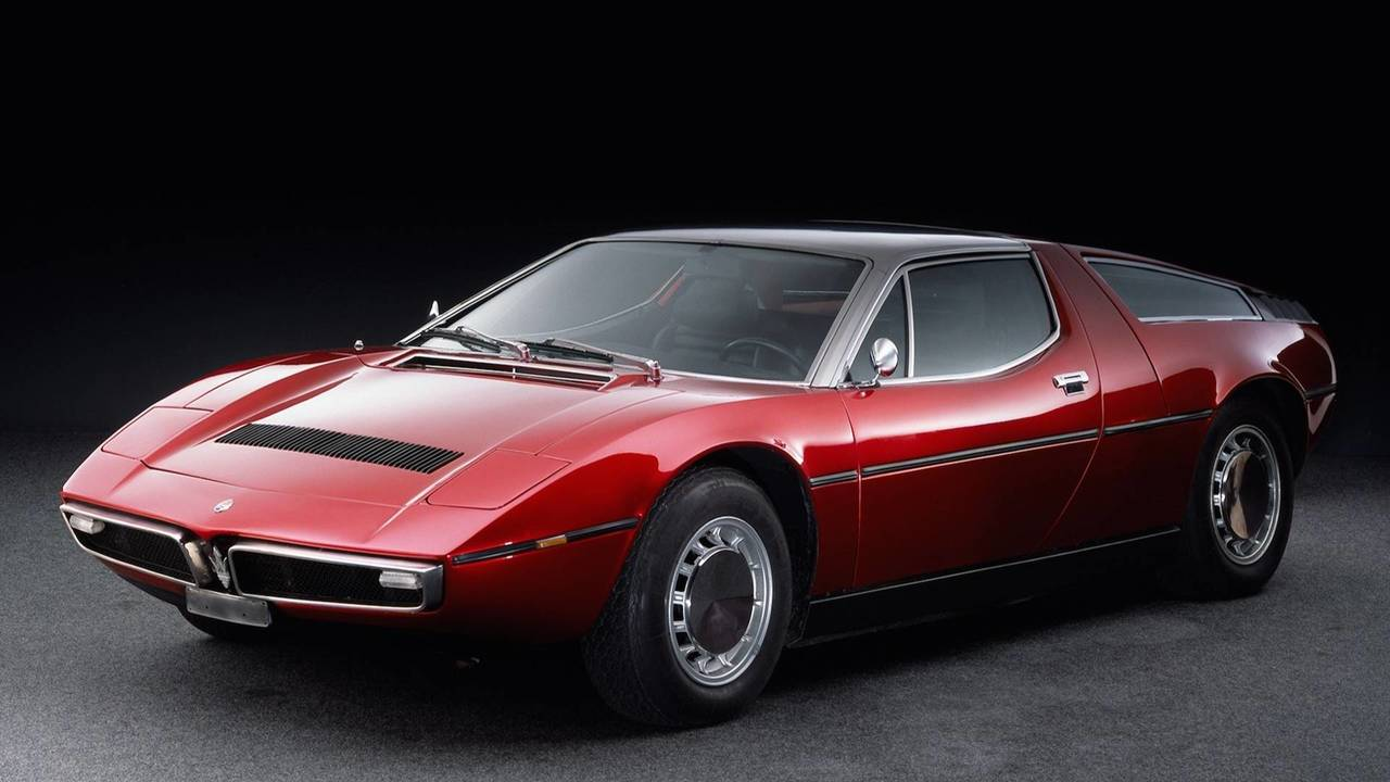 1971 - Maserati Bora