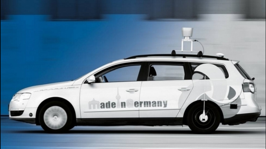 TomTom, investe ancora nella guida autonoma