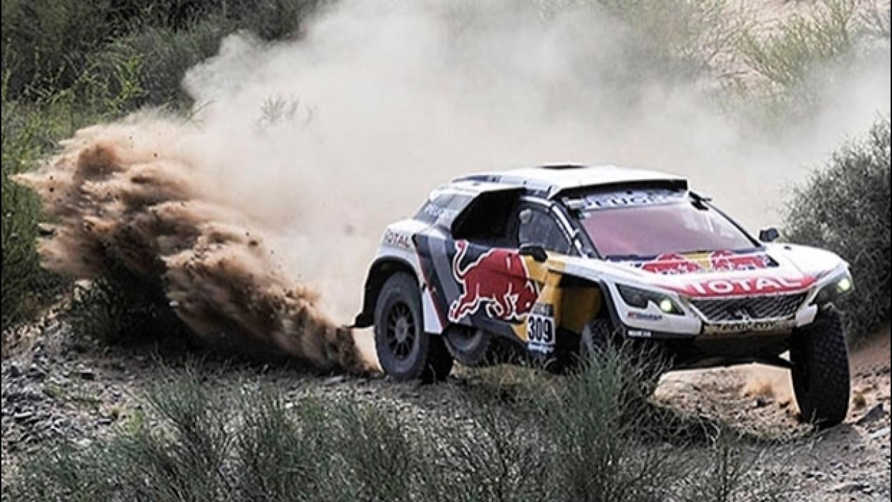 [Copertina] - Dakar 2017, Loeb si aggiudica in volata l'undicesima tappa