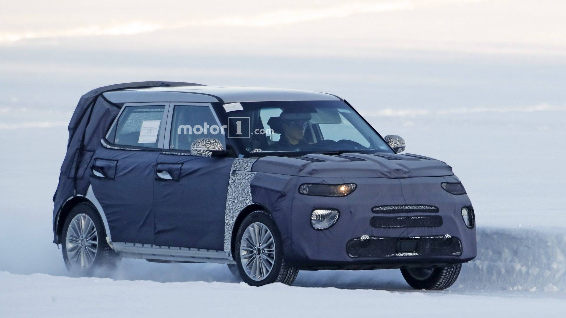2019 Kia Soul: Coming Redesigned And Possibly With The All-wheel Drive >> Next Gen Kia Soul Spied For The First Time Update