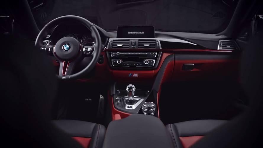 BMW Individual M4
