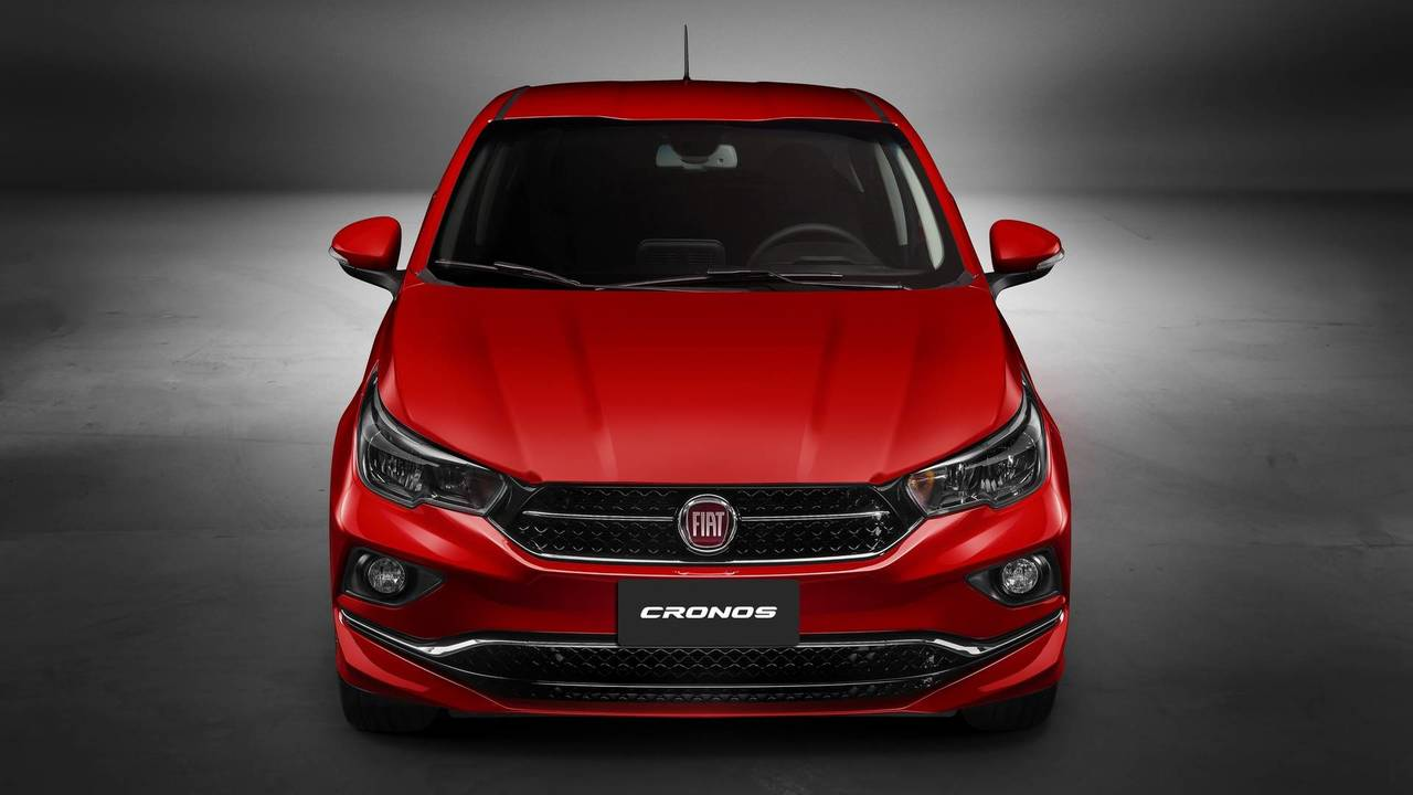 Fiat Cronos Precision AT6