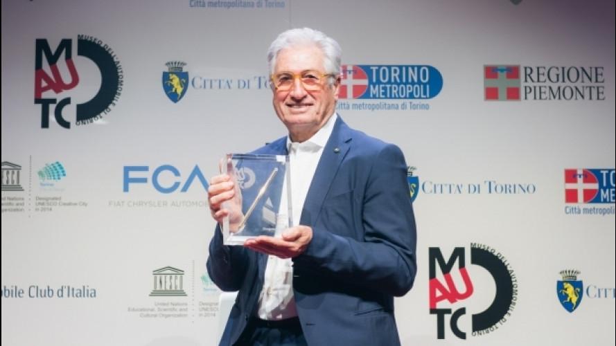 """Il Premio """"Matita d'Oro 2016"""" è di Giorgetto Giugiaro"""