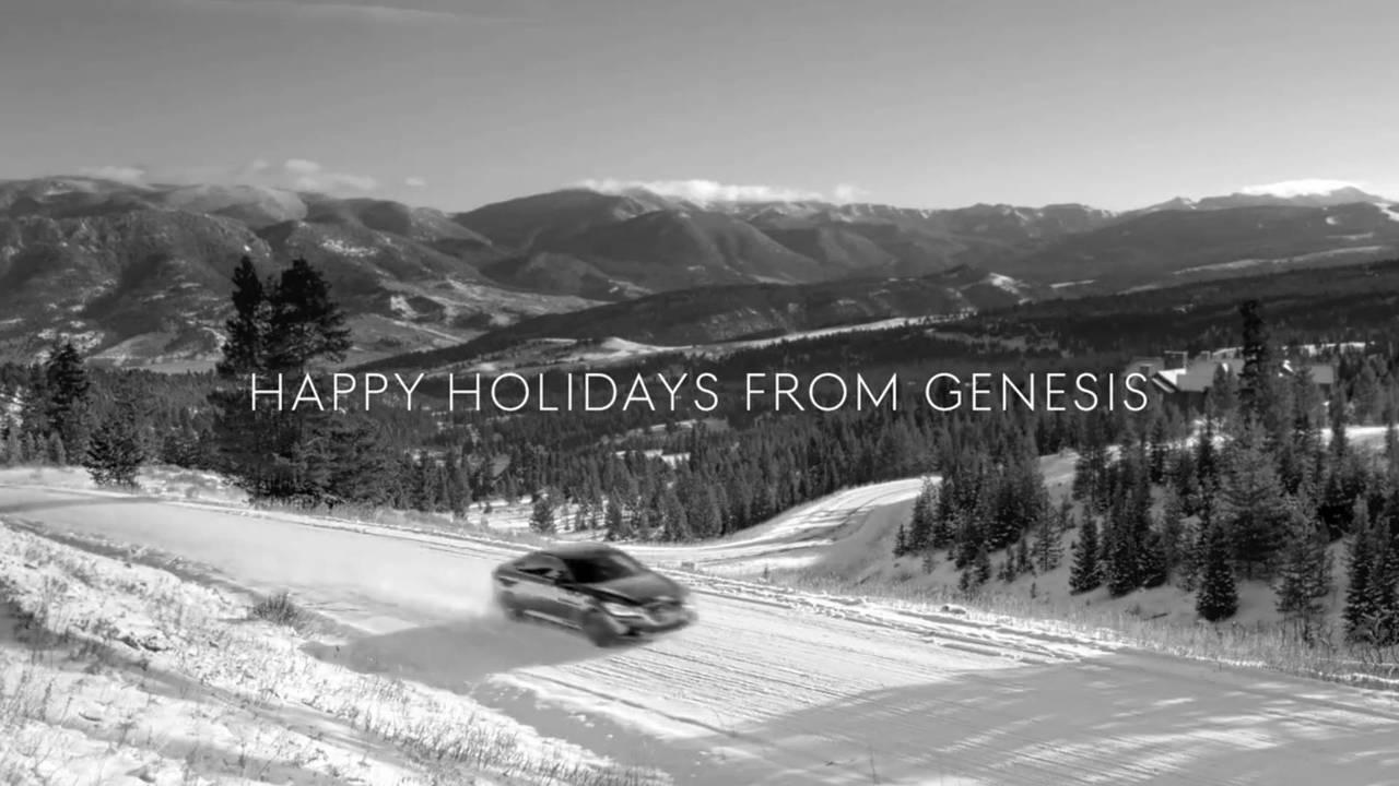 Genesis karácsonyi üdvözlet