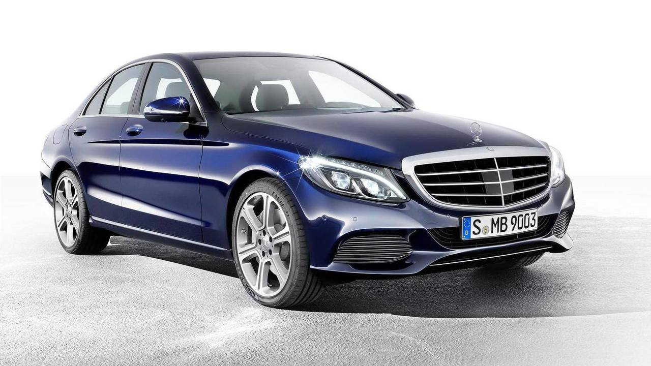 2015 World Car of the Year: Mercedes-Benz Clase C
