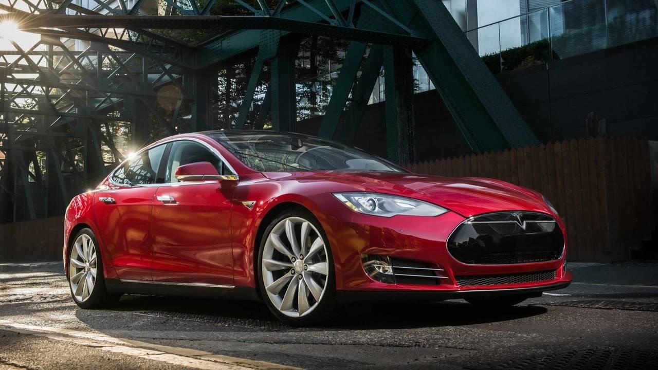 2013 World Green Car: Tesla Model S