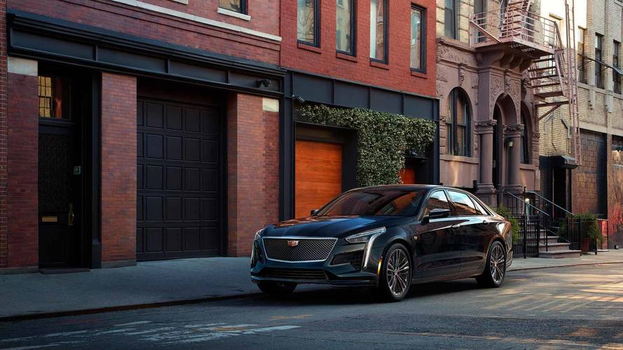 Cadillac CT6-V'nin 4.2 litrelik V8'i, 'Blackwing' ismini aldı