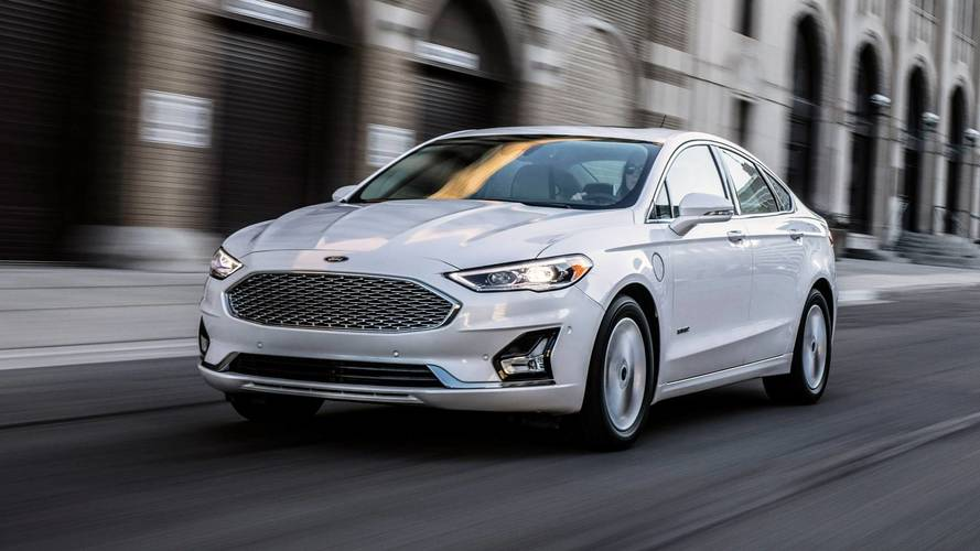 2019 Ford Fusion Available With 20-Percent Discount Until January 2