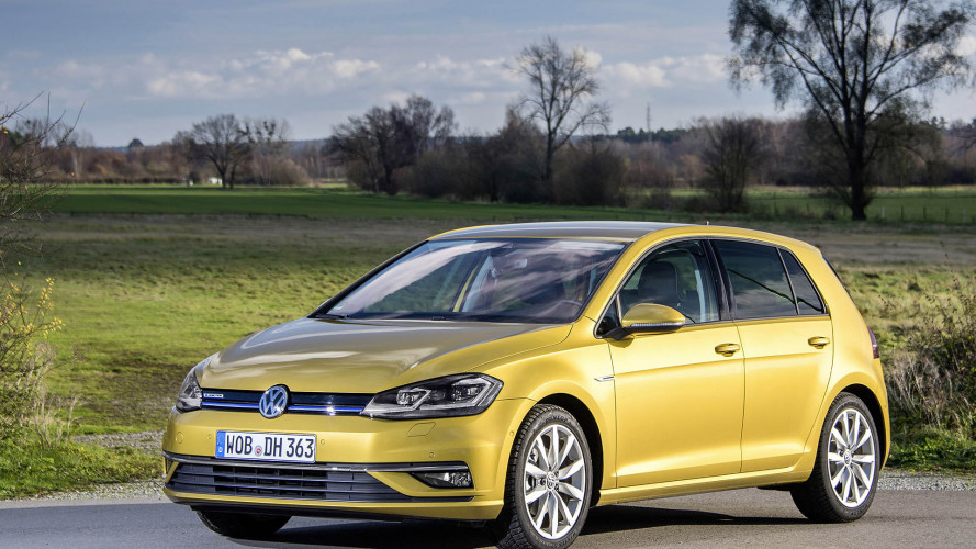 Mikrohybrid-System im VW Golf 1.5 TSI Bluemotion (2018)