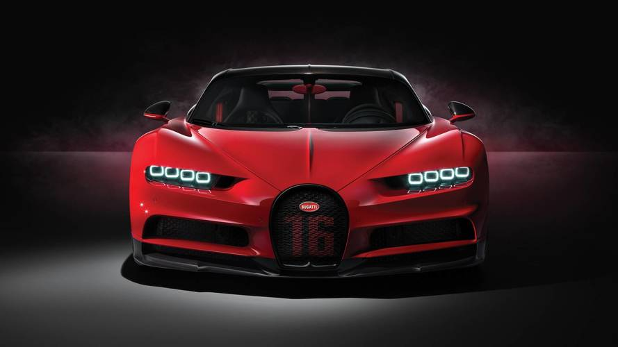 Bugatti Boss Says Chiron Top Speed Run May Never Happen
