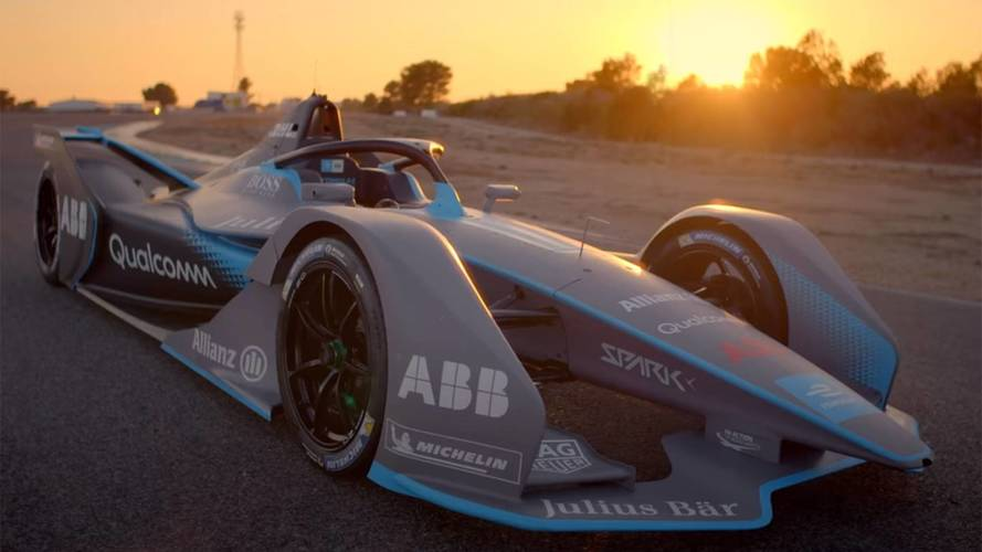 Formula E Presents Gen2 Car For 2018/19 Season