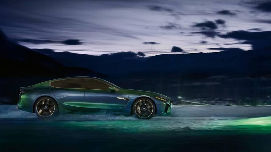 BMW Concept M8 Gran Coupe