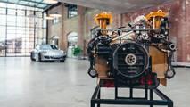 Porsche boxer engine video