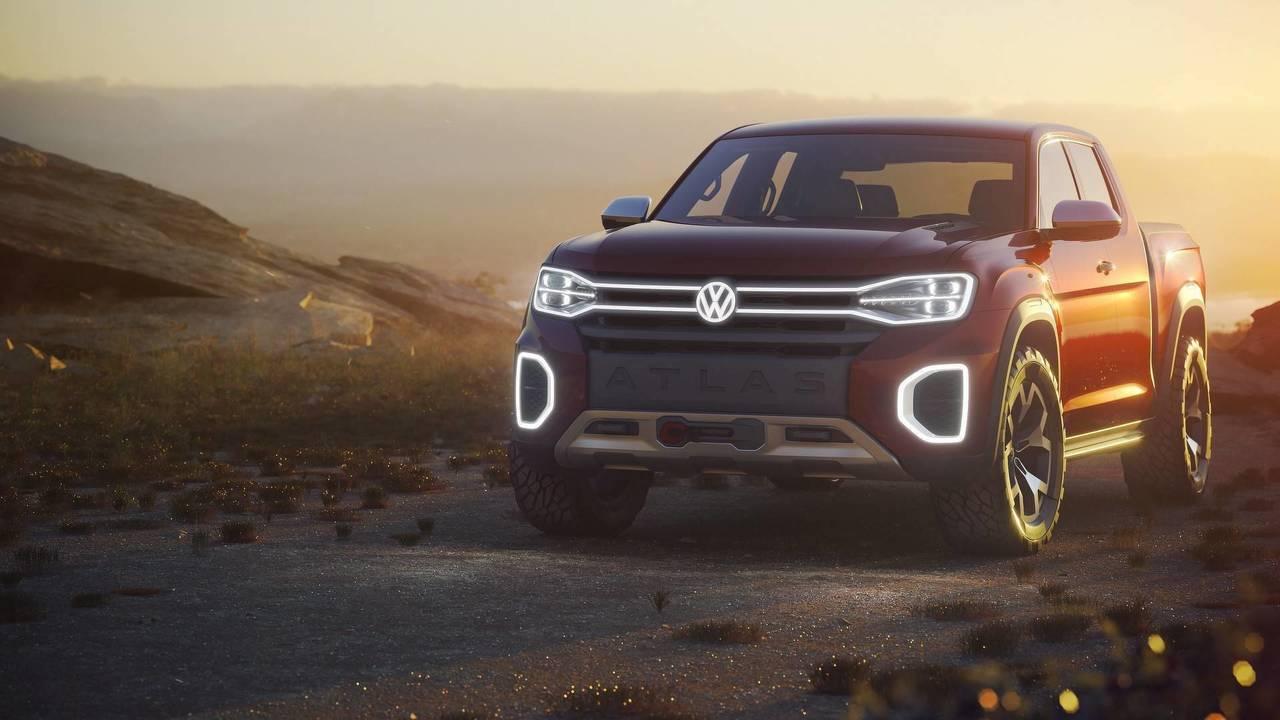 2018 VW Atlas Tanoak Concept