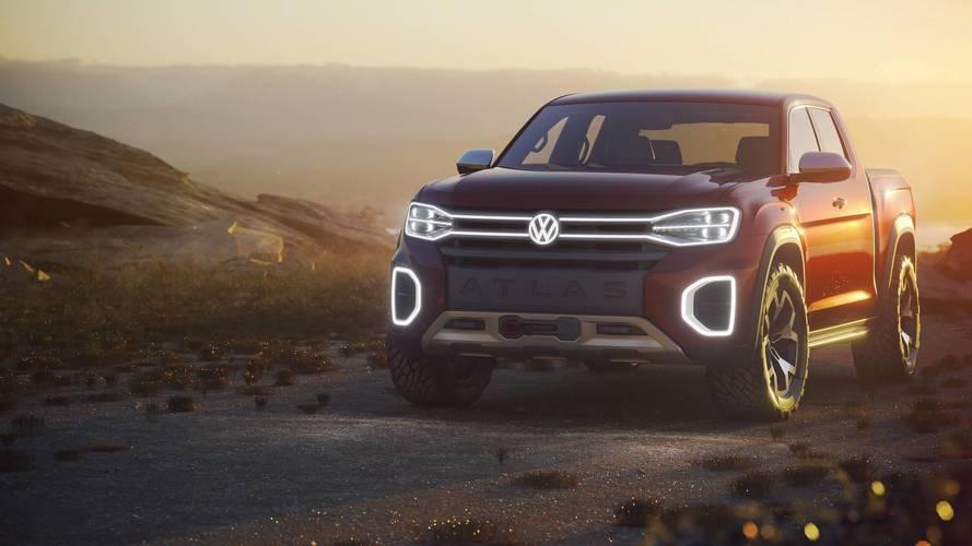 Volkswagen, Kuzey Amerika'ya özel bir pickup geliştirebilir