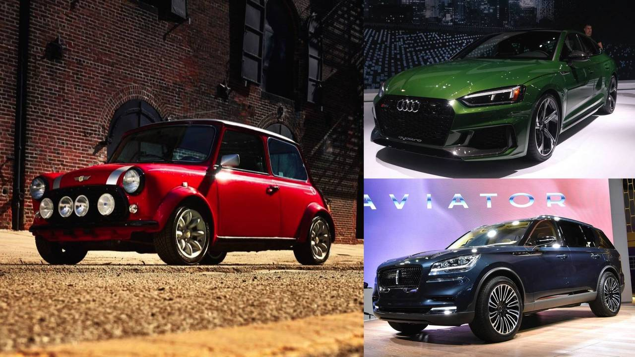 The Absolute Best Cars At The New York Auto Show - Car show cars