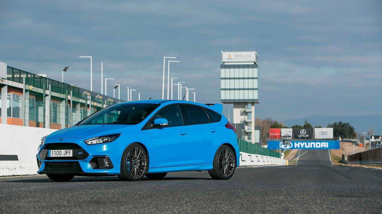 Ford Focus RS 2018, desde 41.785 euros