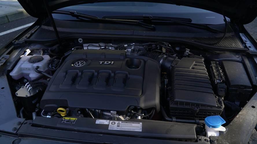 2017 Volkswagen Passat 2.0 BiTDI