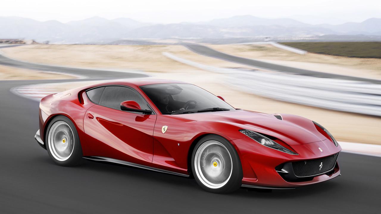 Ferrari 812 Superfast: 2,04 Kilo pro PS