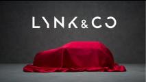 Lynk & Co, prime immagini del crossover compatto