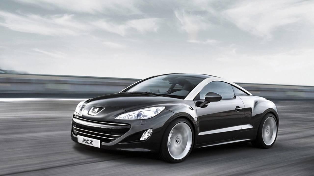 2009 - Peugeot RCZ