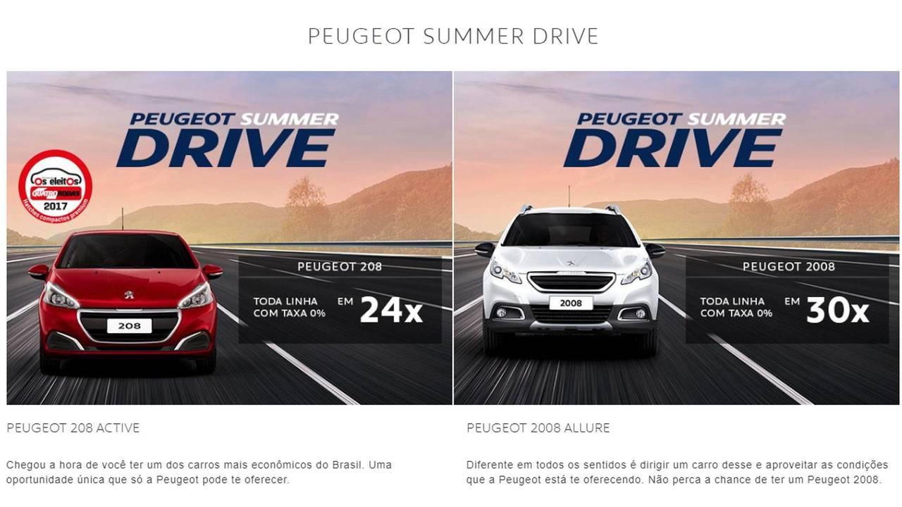 Taxa Zero - Peugeot