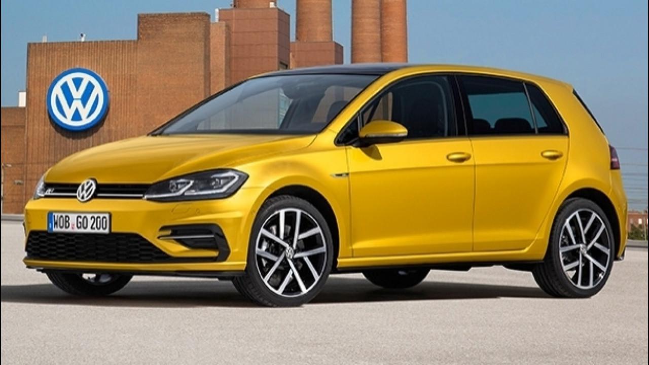 [Copertina] - Volkswagen Golf restyling, in arrivo il 1.0 TSI da 85 e 110 CV