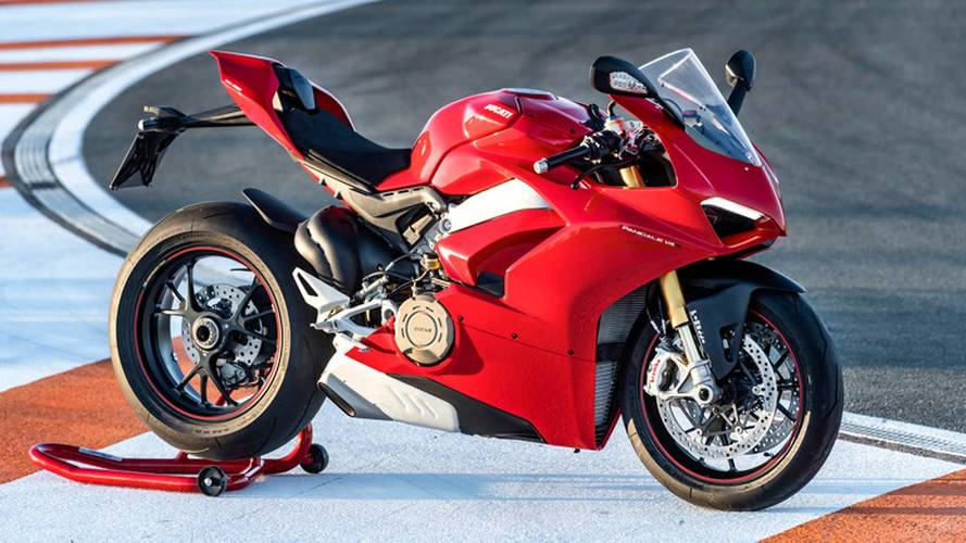 2018 Ducati Panigale V4 S: First Ride