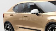 Nuova Volvo S60, il rendering