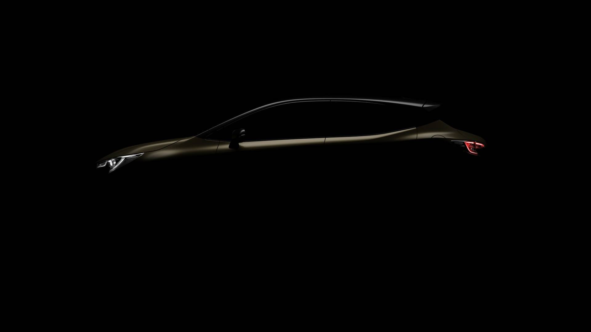 2019 Toyota Auris With Hybrid 2 0-Liter Engine Teased