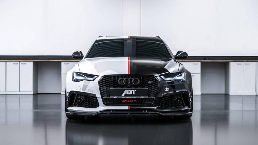 Jon Olsson'un yeni Audi RS6 Avant'ı ikiyüzlü!