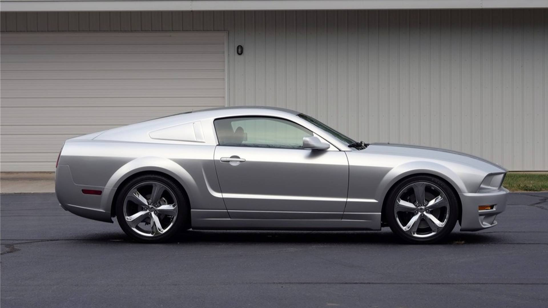 Limited edition ford mustang iacocca to cross the auction block