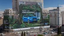 Ford publicité géante