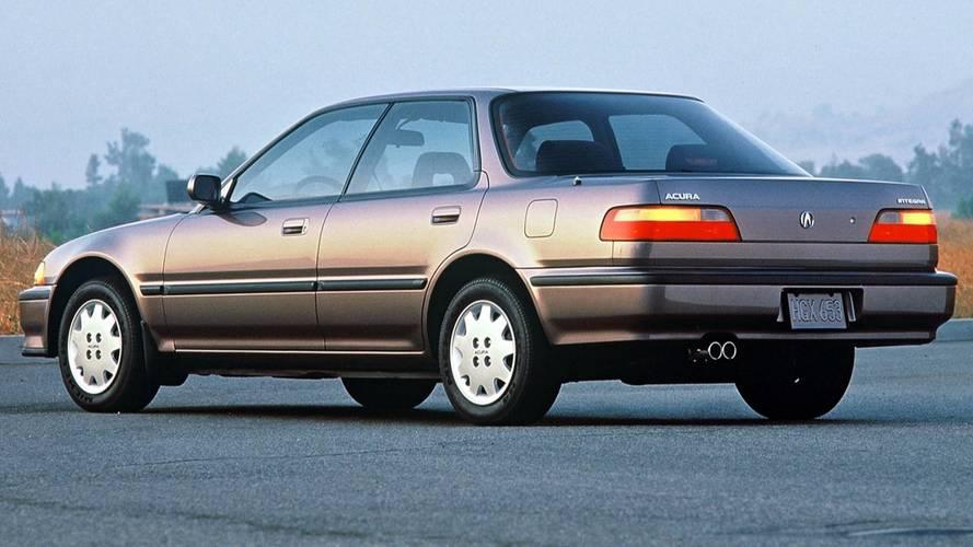 Acura Integra Mk2
