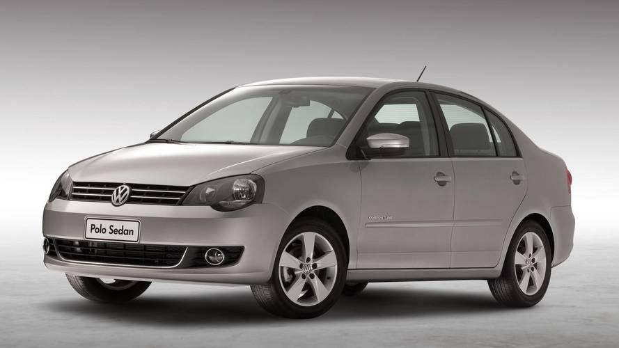 VW Polo Sedan (2º facelift)
