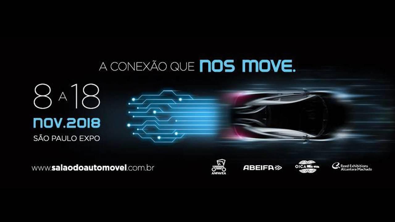 Salão do Automóvel de São Paulo 2018