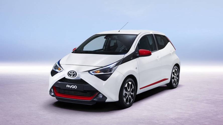 Yeni Toyota Aygo hibrit sisteme geçiş yapabilir