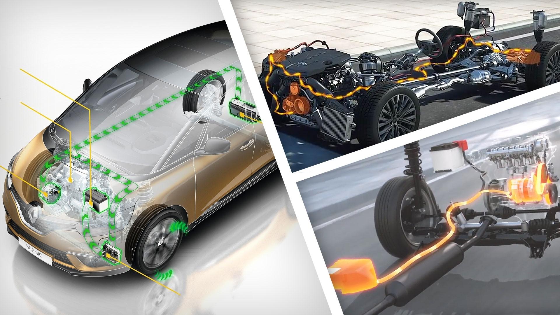 Schemi Elettrici Automobili Gratis : Auto mild hybrid cosa sono quante sono e a chi convengono