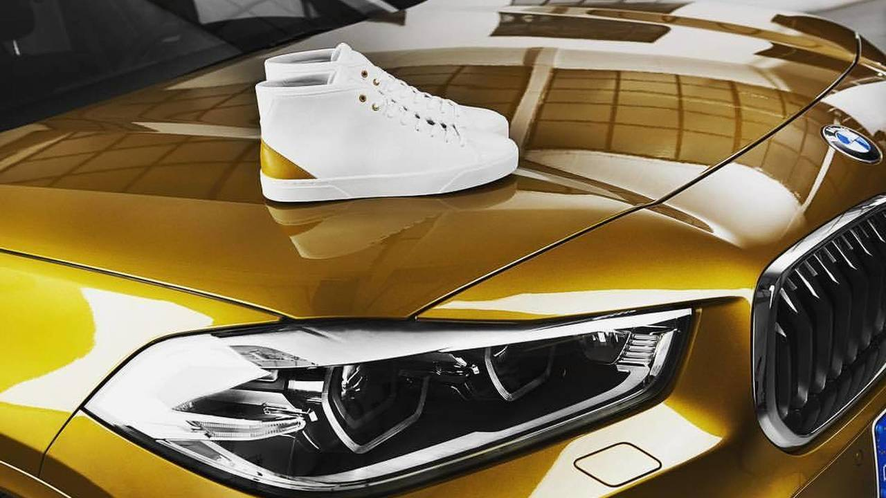 BMW X2 Vor Shoes