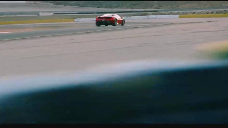 Ferrari 488 Sport Speciale Series Teaser