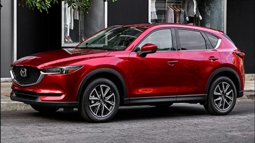 Nuova Mazda CX-5, evoluzione della specie