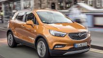 Opel Mokka X erwischt