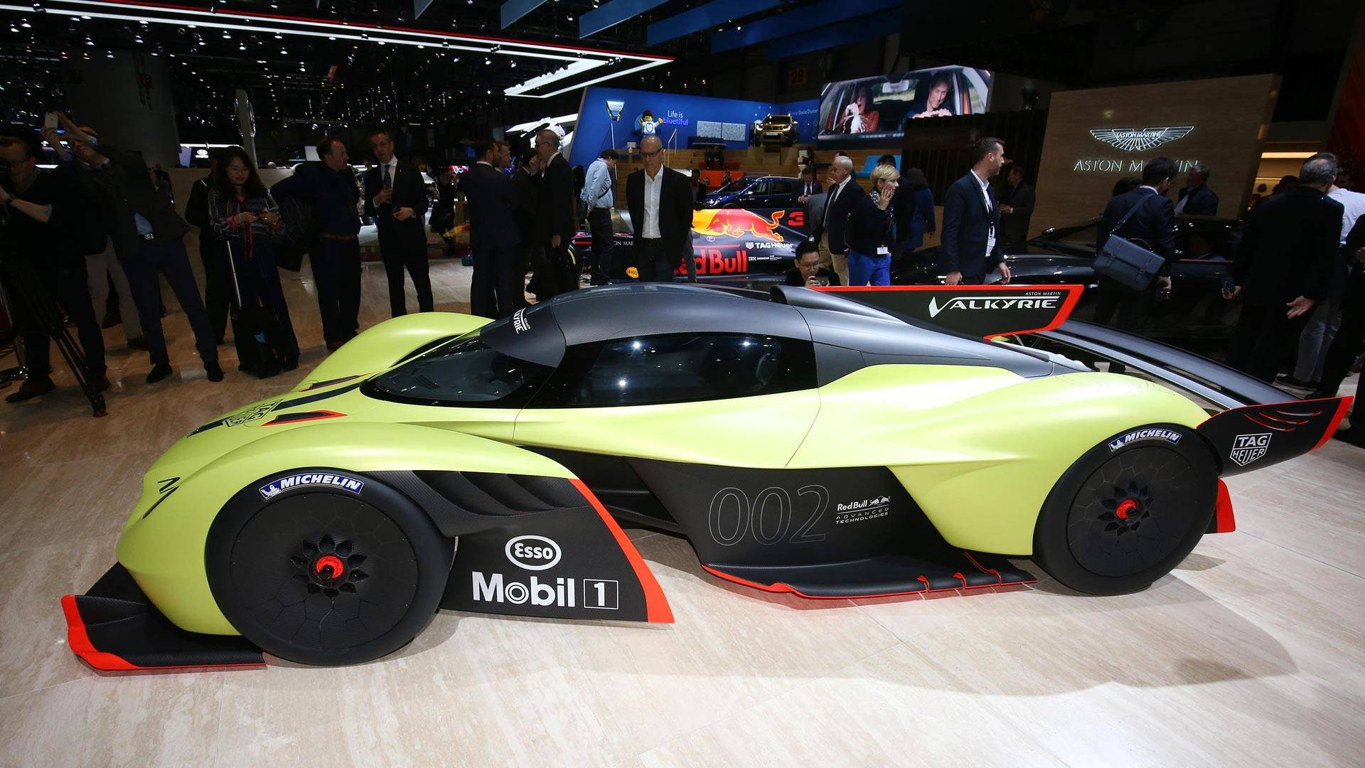 aston martin valkyrie amr pro's stats might be underestimated